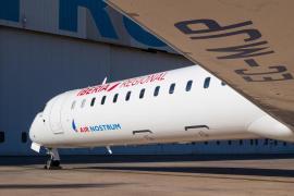 Air Nostrum incrementa en un 40% su oferta de plazas para abril y retoma rutas con Baleares