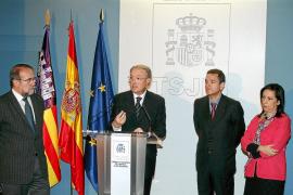Cinco de los 13 jueces de Eivissa son interinos