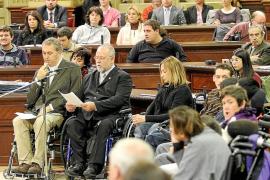 Las asociaciones de discapacitados piden a los políticos un gran pacto social