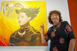 Nilda Ventura expone una explosión de colorido y vitalidad