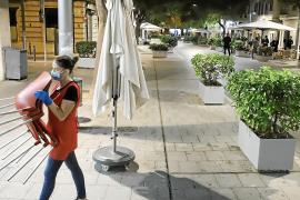 Baleares quiere poder mantener el toque de queda cuando acabe el estado de alarma
