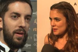 David Broncano y Adriana Ugarte, cazados juntos por Madrid