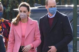 Así fue el viaje a Ibiza del príncipe William y Kate Middleton