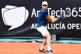 Munar arrolla a Fognini y accede a los cuartos de final en el Andalucía Open