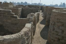 Encuentran en Egipto una gran ciudad perdida de 3.000 años
