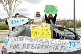 Useiri, «traicionados» por los sindicatos de la nueva plataforma Unisep