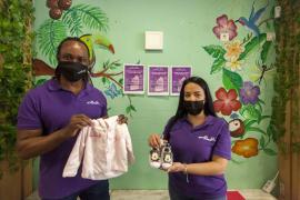 La ONG Alma Ibiza busca recoger ropa y material para los bebés más pobres de Angola