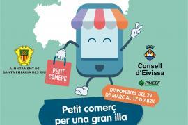 La campaña de promoción del comercio local de Santa Eulària se amplía con 200 bonos más