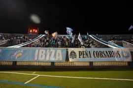 Estos son los 400 abonados que podrán asistir al partido de la UD Ibiza contra el FC Barcelona B