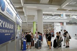 Condenas a Ryanair por cobrar un suplemento por el equipaje de mano