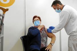 El cambio en la estrategia reduce la vacunación en un 40 %