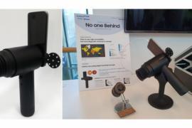 Samsung diseña un instrumento óptico a base de móviles reciclados para analizar problemas de visión