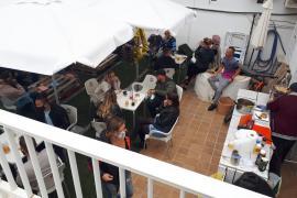 La Policía interviene en una fiesta ilegal en un bar en Ibiza con 45 personas