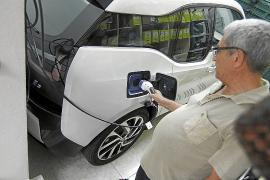 Baleares recibe cerca de 10 millones para dar ayudas para coches eléctricos