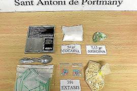 Visto para sentencia el juicio contra un acusado de vender droga en el West