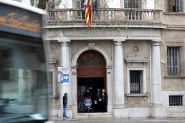 Condenados por enfrentarse a cuatro policías tras crear alboroto en el Auditorium