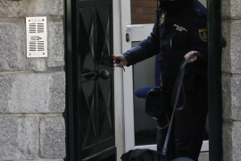 El hallazgo de otros 380.000 euros eleva a 2 millones  el dinero en metálico incautado