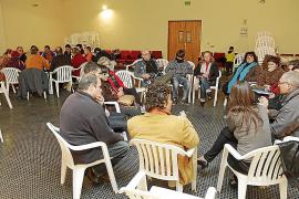 La plataforma de Eivissa contra los desahucios hipotecarios sigue sumando afectados