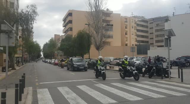 Decenas de interinos protestan en Ibiza contra los «abusos» de la Administración