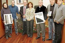 Neus Roig y Silvia Pons i Segui, ganadores del Ciutat d'Eivissa