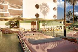 El hotel Grand Paradiso estará dedicado al cine y el arte audiovisual