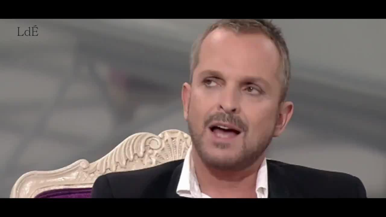 Miguel Bosé se posiciona: «Soy negacionista»