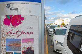 Los taxistas critican las «mentiras» de Sant Josep por diez licencias pendientes de licitación