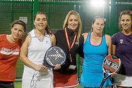 I Torneo de pádel femenino de Censalud