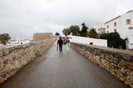 Ibiza mantiene la prealerta de sequía en el mes de marzo