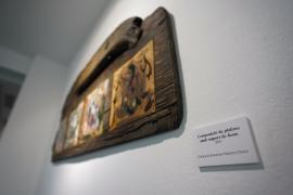 Las mejores imágenes de la exposición de 'Toniet' en Sa Nostra Sala.