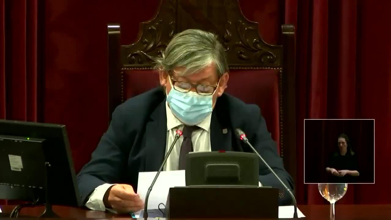 Gómez dice que se mantendrán las restricciones «que hagan falta» para evitar muertes y contagios