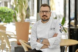 José Cortés, nuevo presidente de Ascaib: «El cocinero es un superviviente»
