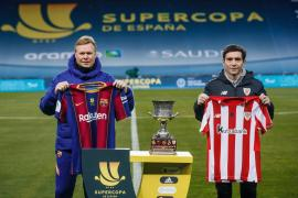 Horario y dónde ver la final de la Copa del Rey entre el Athletic y el Barcelona