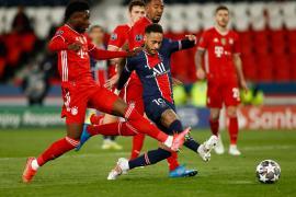 El PSG aguanta el empuje del Bayern y destrona al campeón
