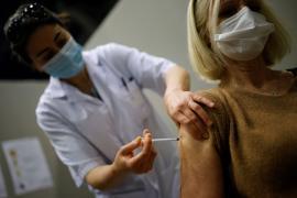Vacunación contra la COVID