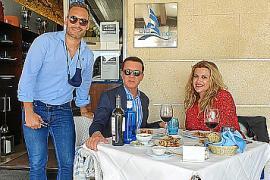 Almuerzo en Ola de Mar