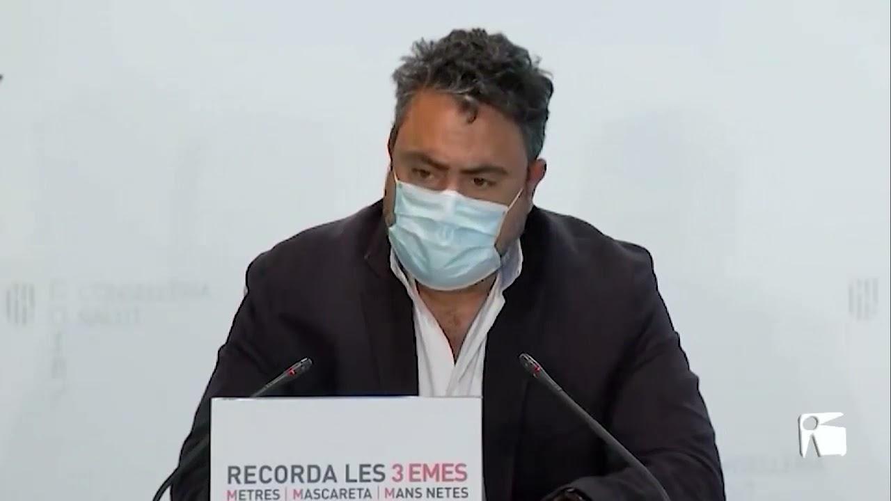 Tres casos en Ibiza de la variante más resistente a la vacuna