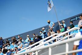 El estadio de Can Misses no está listo para la nueva Primera RFEF