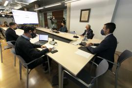 PSOE-Reinicia anuncia reuniones para plantear una moción de censura en Sant Antoni
