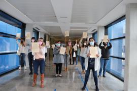 Un total de 11 técnicos en cuidados de enfermería obtienen plaza fija en las Pitiusas
