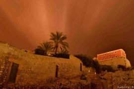 Un paseo nocturno por Dalt Vila