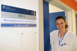 Nueva consulta de micropigmentación para pacientes con cáncer de mama en Can Misses