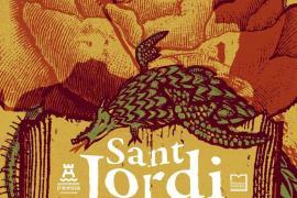 Vila celebra el Día de Sant Jordi con feria de libros, visitas a los museos y un concierto al aire libre