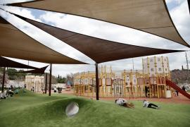 El Ajuntament de Palma inaugura en Sa Riera el primer parque totalmente accesible