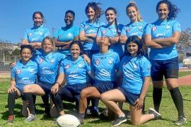 Paso adelante del rugby femenino
