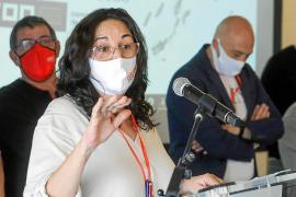 Consuelo López se convierte en la primera mujer al frente de un sindicato en Ibiza