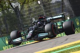 Hamilton firma su primera 'pole' del curso; Sainz y Alonso, undécimo y decimoquinto