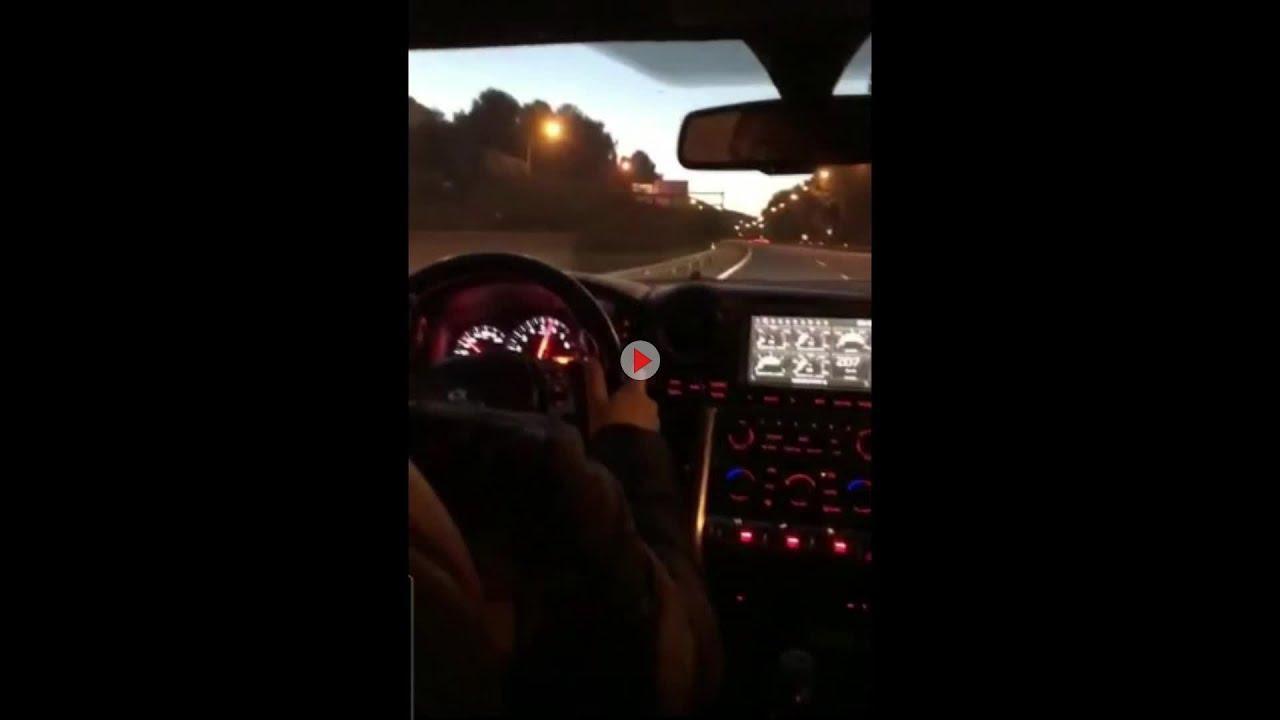 ¿A qué se enfrenta el conductor al que 'cazaron' circulando a 211km/h por la Vía de Cintura?