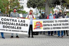 «La pensión no solo es un problema de los jubilados»