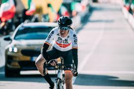 Mavi García, sexta en la Amstel Gold Race